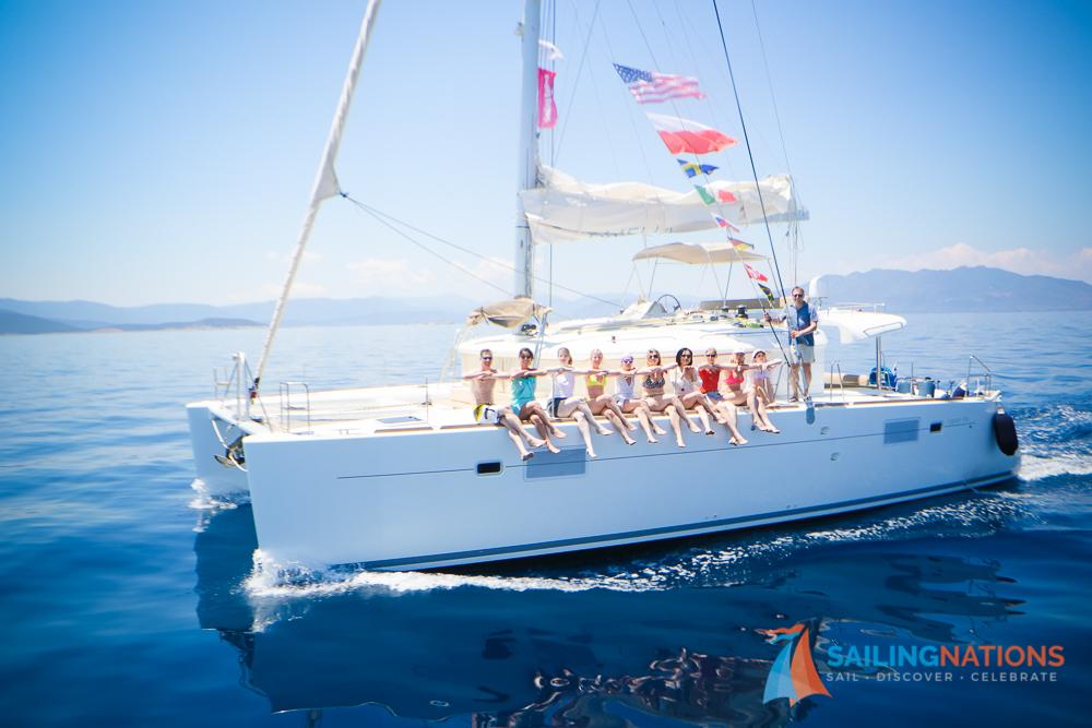 Segeltörn, Sailing Holidays Greece Griechenland