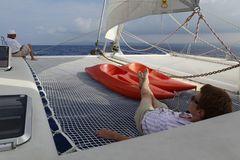 Segelurlaub in der Südsee
