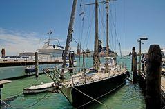Segelyacht-Charter Lagune von Venezia natürlich !
