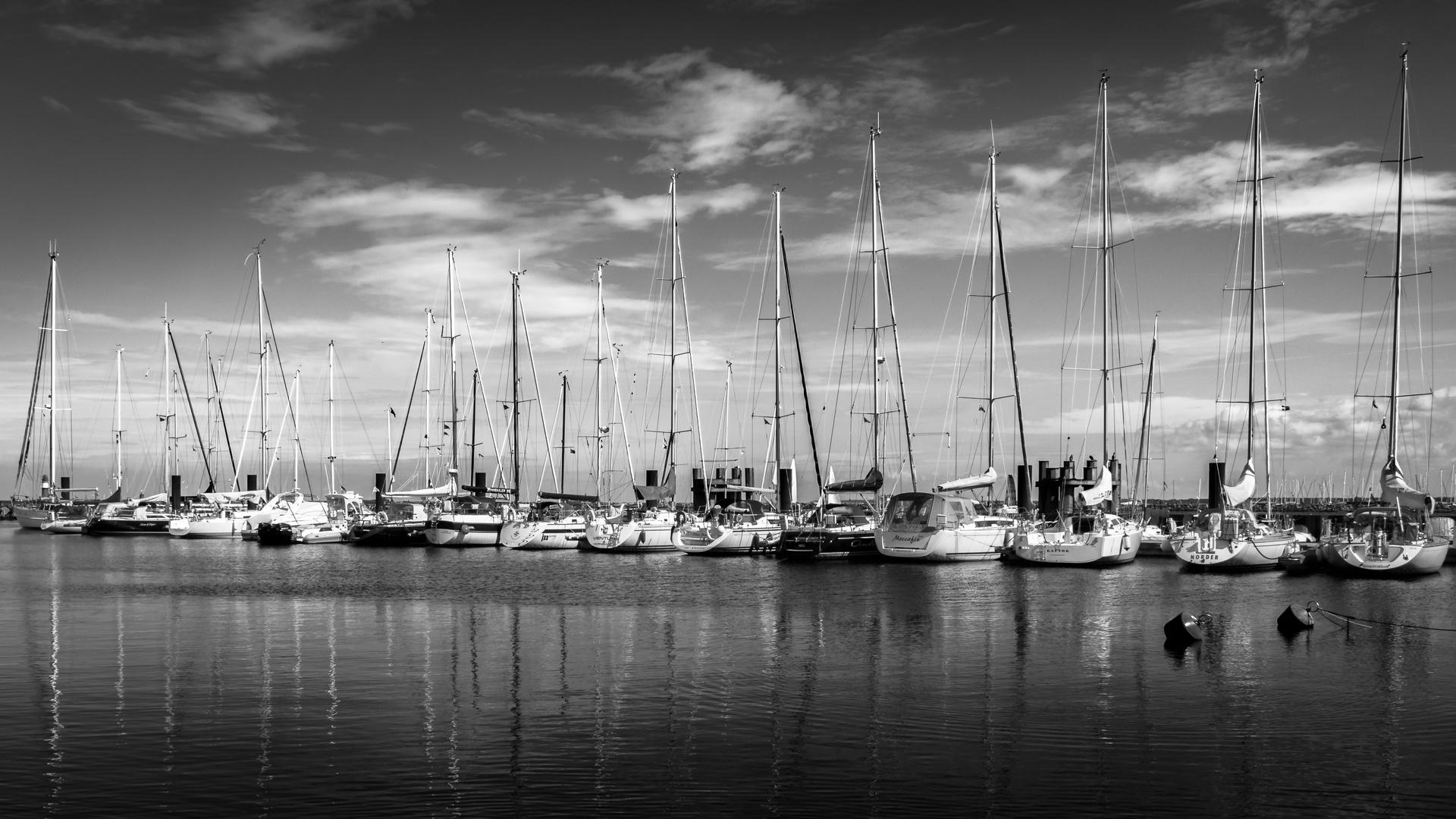 Segelyachthafen