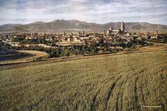 Segovia a ras de suelo