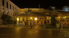 Segovia vor dem römischen Viadukt
