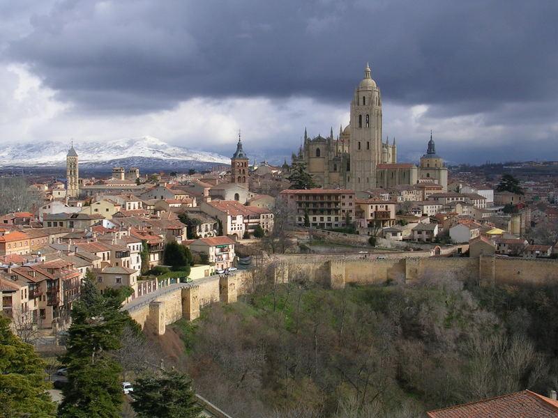 Segovia.Spring, 2006