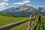 """Seguendo lo steccato: """"Le Dolomiti di Sesto"""""""