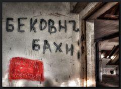 ...Sehnsucht nach Odessa...