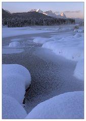 Sehnsucht nach Winter II