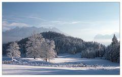 Sehnsucht nach Winter III