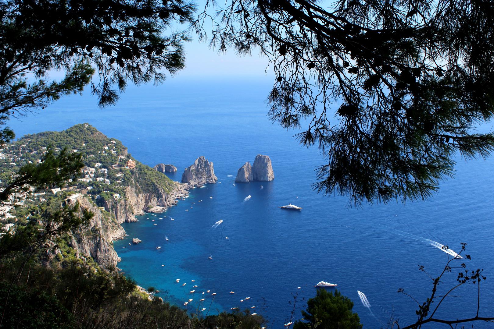 Sehnsuchtsort Capri