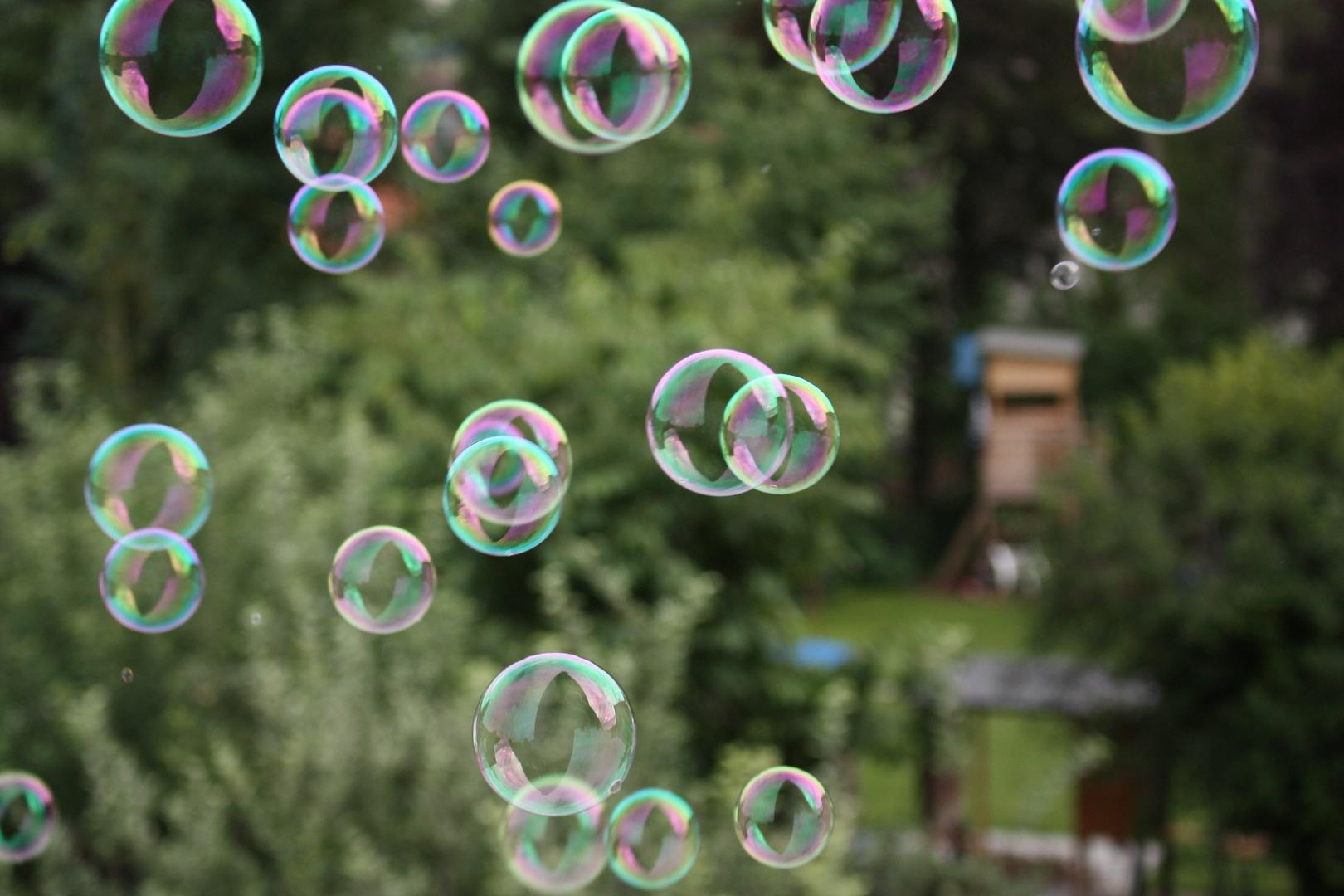 Seifenblasenbilder