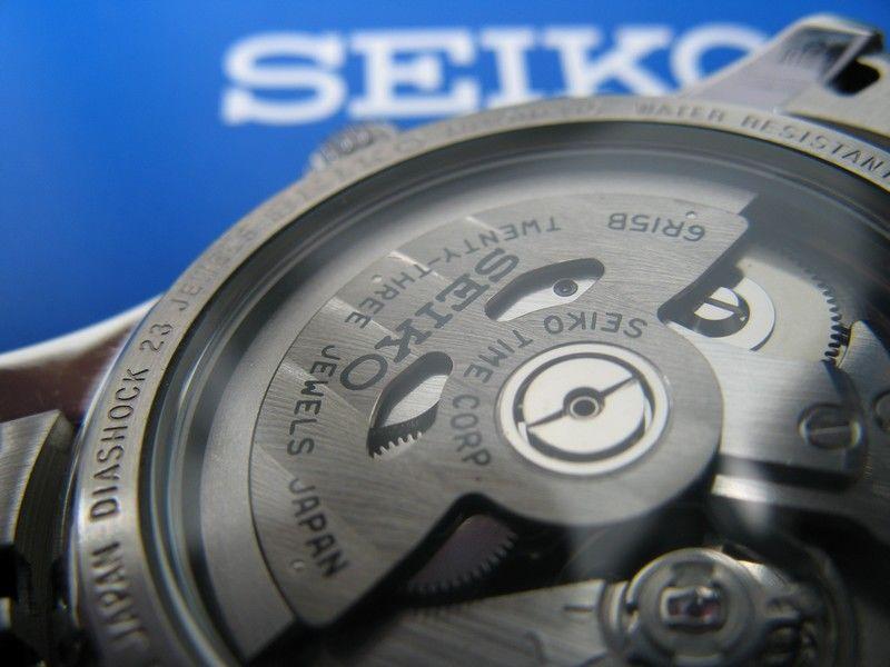 Seiko Spirit