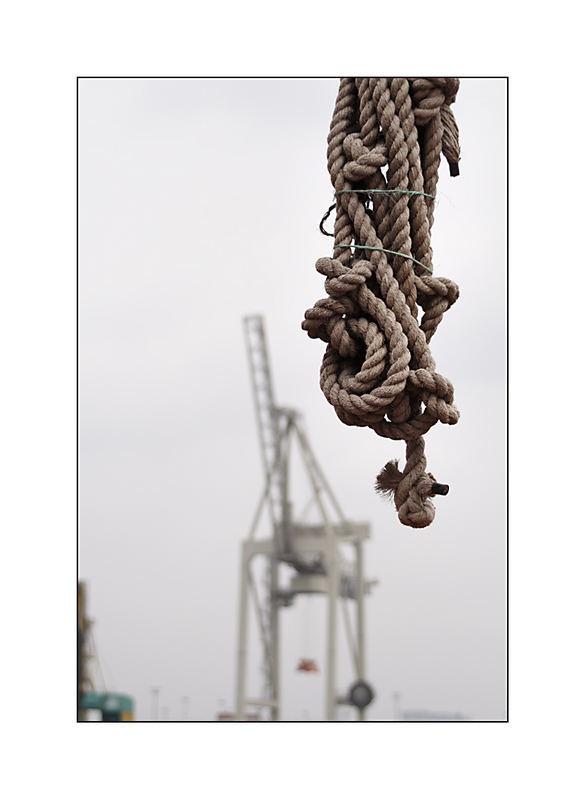 Seil und Krahn