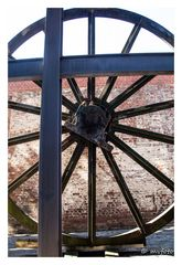 Seilscheibe - ein Denkmal unserer Industriekultur