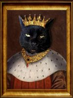 Seine unumfochtene Majestät....