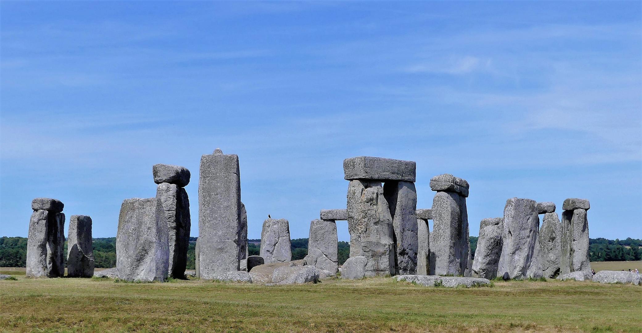 "seit 1986 Weltkulturerbe ""Stonehenge"""