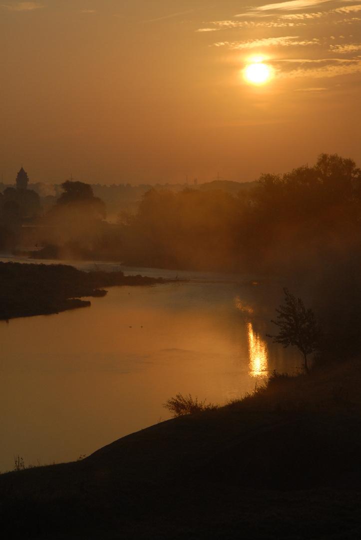 Seitenarm der Ruhr