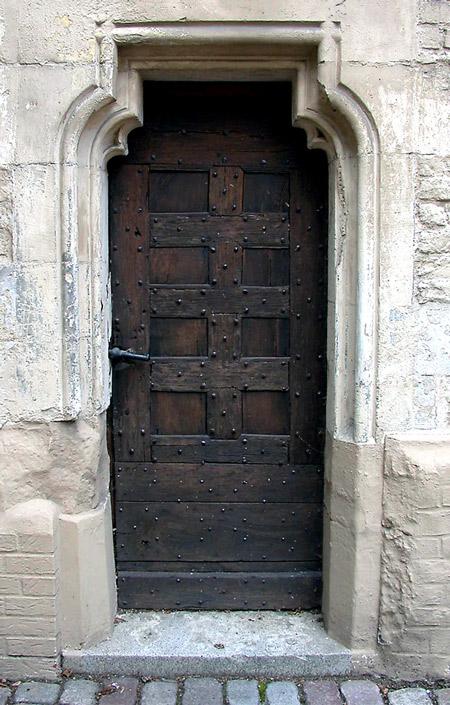 Seiteneingang St. Pankratius - Gescher