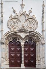 Seitenportal der Igreja Matriz in Ponta Delgada