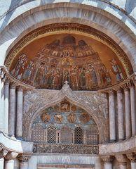 Seitenportal von San Marco, Venedig