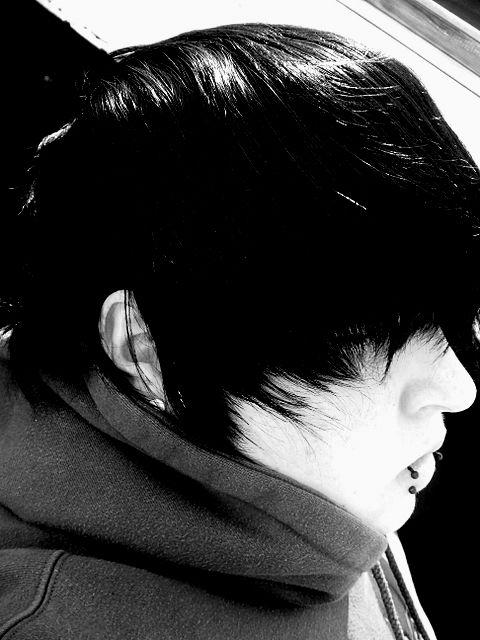 Seitenprofil von Daryl ^-^