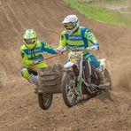 Seitenwagen-Motocross