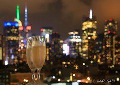 Sekt in New York