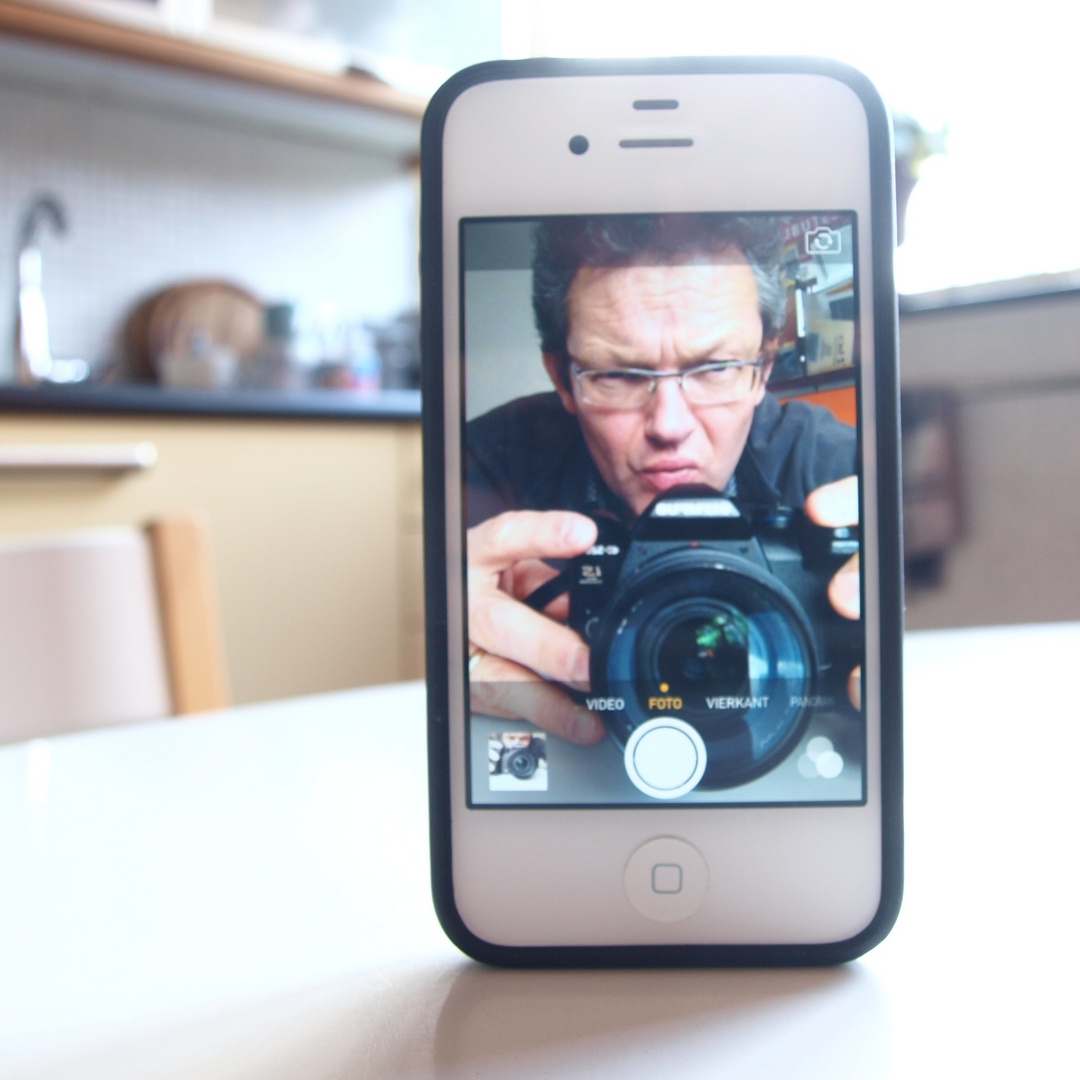 Selber Selfie