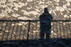 Selbstbildnis I. (Schatten)