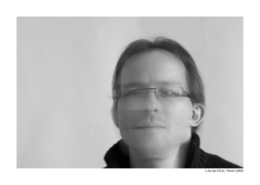 Selbstportrait (1 Sek.)