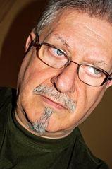 Selbstportrait mit der Nikon D5000 - Mrz. 2012