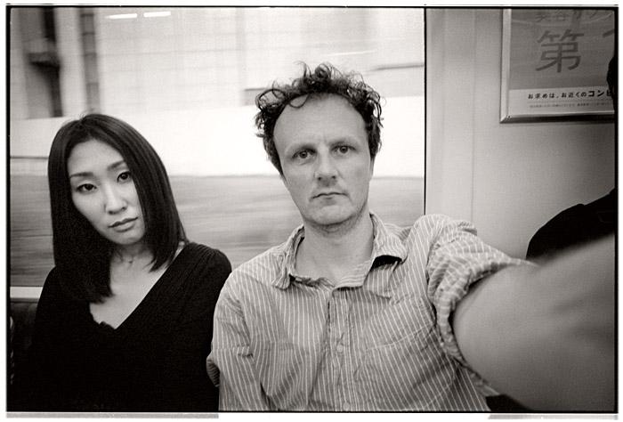 Selbstportrait mit Fremden #12. Tokio, Juni 2009.