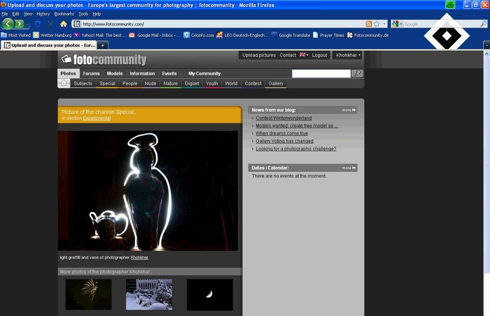 Selected for Fotocommunity hompage :-D