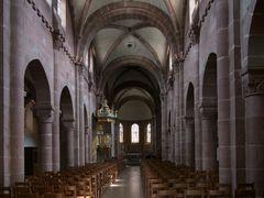 Sélestat, Alsace: Eglise Sainte Foy