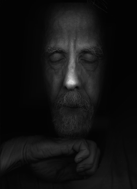 Self-portrait #5