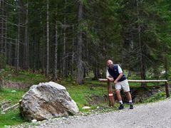 """ SELFI / I am from Austria* an der Märchenwiese Bodental """