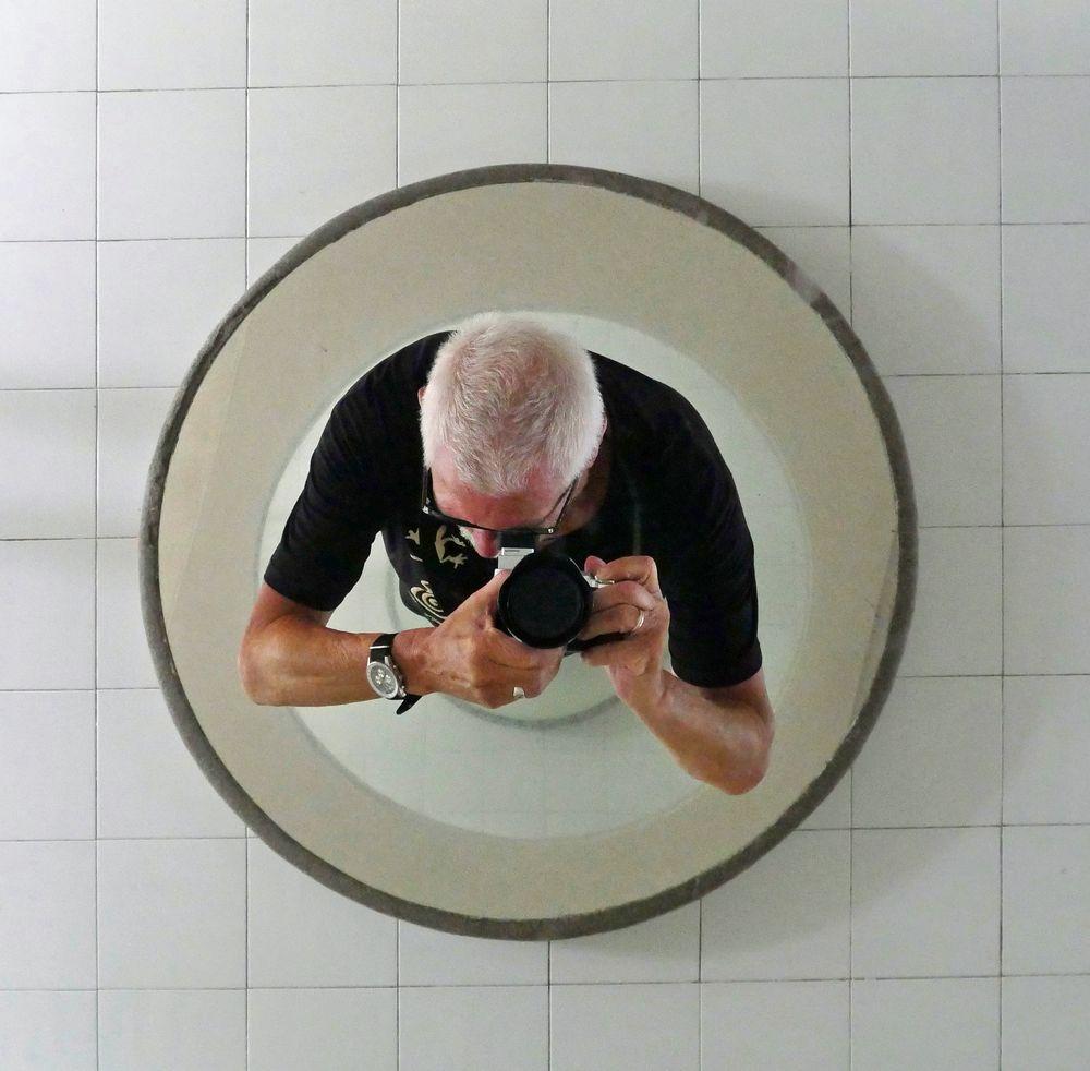 """"""" Selfie bei  César """""""