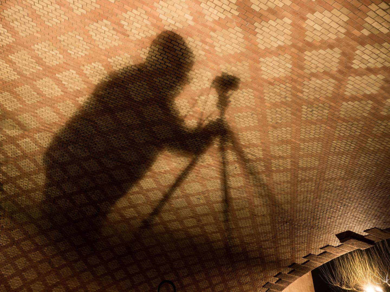 Selfie > Licht & Schatten