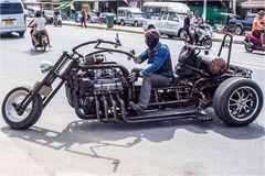 Selfmade-Trike