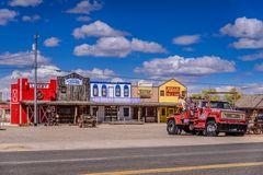 Seligman, Route 66, Arizona, USA