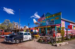 Seligman Sundries, Route 66, Arizona, USA