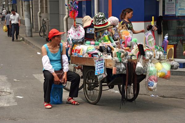 Selling in Shanghai