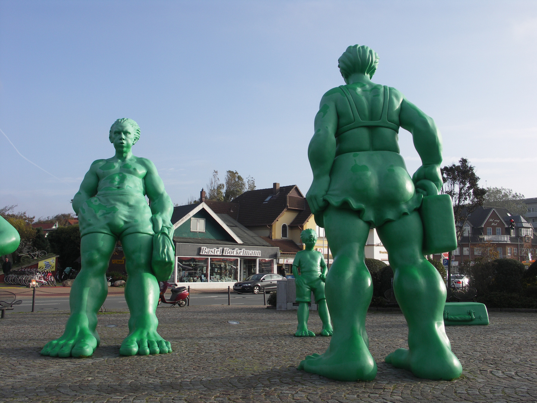 Seltsames Westerland..