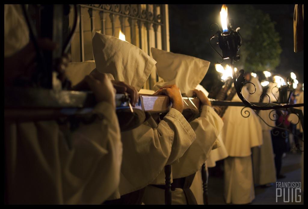 Semana Santa Crevillent 2013.Procesion del silencio.