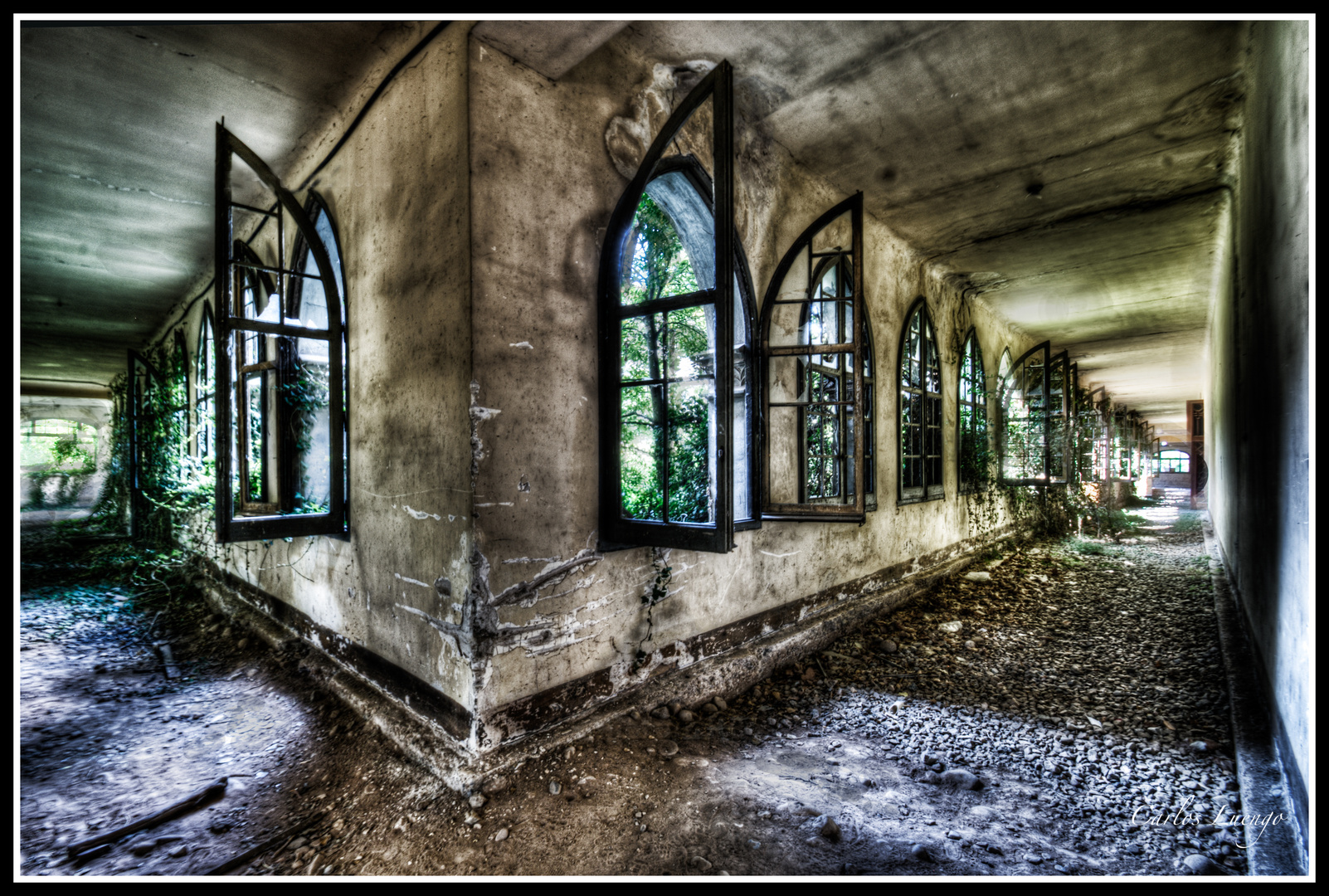 Seminario abandonado