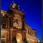 Semperoper - Das Portal