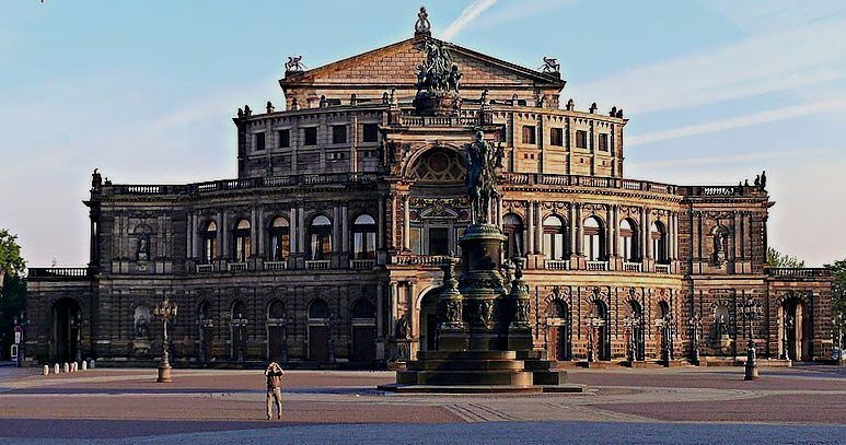 Semperoper -Dresden