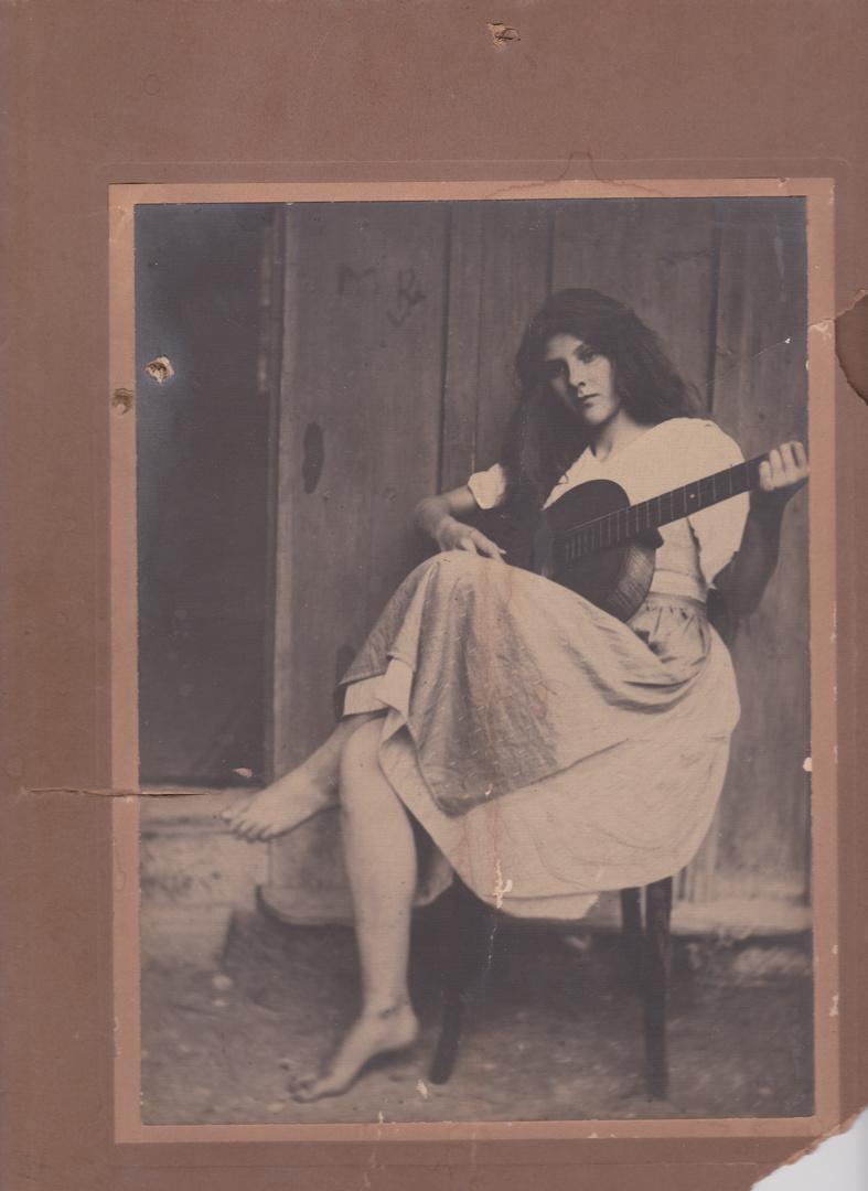 Sempre lei,la bellissima e misteriosa sconosciuta (1910)