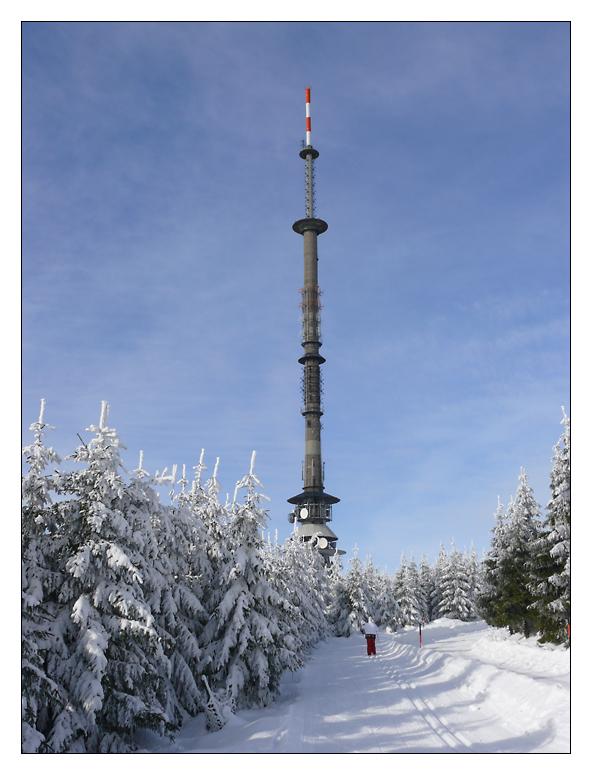 Sendeanlage Ochsenkopf 2