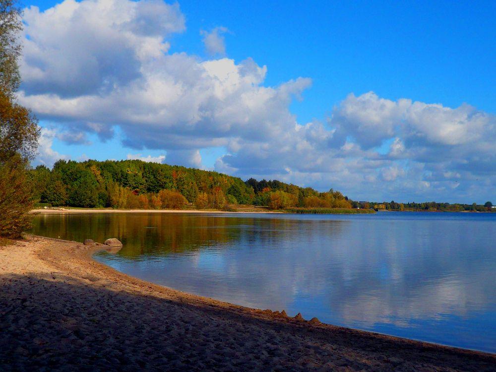Senftenberger See von bluetulip