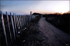 sentieri verso il mare