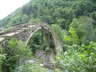 Senyuva Bridge, Rize, Turkey